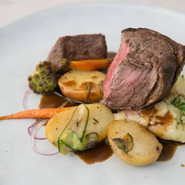 Le Restaurant - Le Roy René - Restaurant Marseille